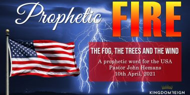 Prophetic Word For USA
