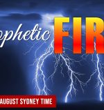 Prophetic Fire August 14th