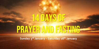 14 Days of Prayer and Fasting