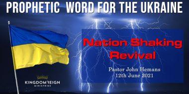 Prophetic Word For Ukraine